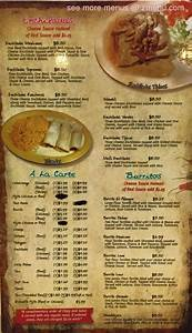 Online Menu Of El Palenque Restaurant  Cave City  Arkansas