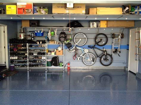 Bay Area Garage Shelving Ideas Gallery   Monkey Bars