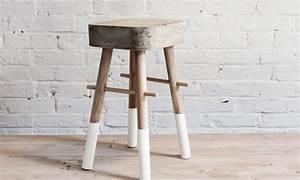Table Beton Bois : table basse de jardin faire soi m me 24 id es cr atives ~ Premium-room.com Idées de Décoration