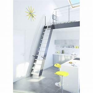 Echelle Pour Escalier : escalier chelle de faible encombrement venise lapeyre ~ Melissatoandfro.com Idées de Décoration