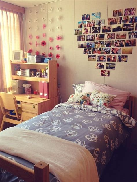 I had no idea how to make my room look cute and cozy while sticking to a college girl's budget, but these tips helped me do it!! 22 best Real UCSB Rooms images on Pinterest   Dorm rooms, Bedroom and Dorm