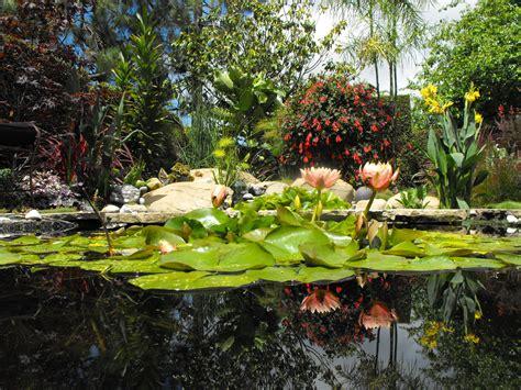 garden landscapes landscape design santa barbara garcia rock and water design blog