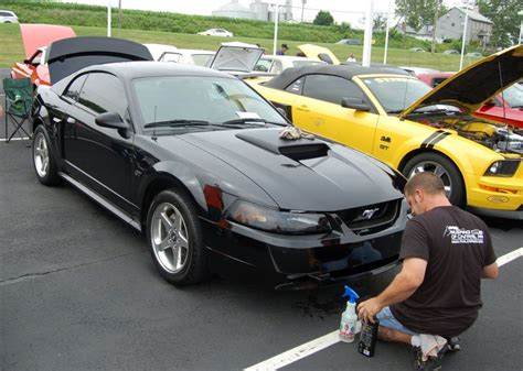 mustang club  central pa