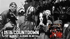 #3 SLIPKNOT Slipknot - Top 10 Debut Albums In Metal