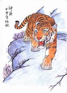 my chinese tiger by Asasel-chan on DeviantArt