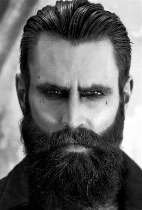 90 Face Tattoos For Men - Masculine Design Ideas