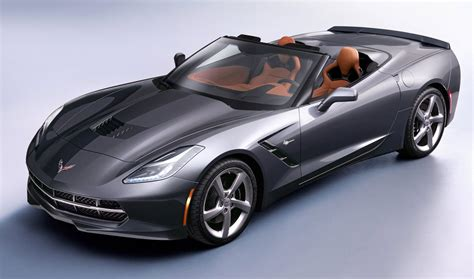 2019 Chevrolet Corvette C7 Stingray Convertible Car