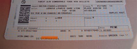 Modifier Billet Sncf Carte Voyageur by Revendre Ses Billets De Ce Que Vous Avez Le Droit