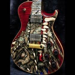 2003 Prs Dragon 2002 Singlecut  41 Red