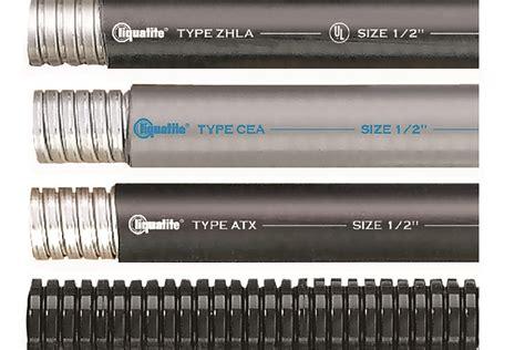 Low-smoke, Halogen-free (lszh) Flexible Electrical Conduit