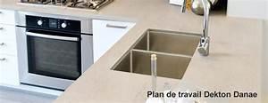 Plan De Travail Dekton : dekton des exemples de r alisations le gal marbre et ~ Melissatoandfro.com Idées de Décoration
