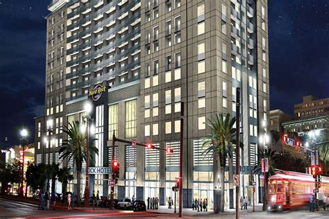 pax hard rock hotel coming   orleans french quarter