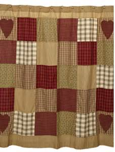 Patchwork Vintage Rugs by Country Style Shower Curtains