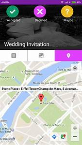 Wedding invitation card maker for android free download for Wedding invitation maker program