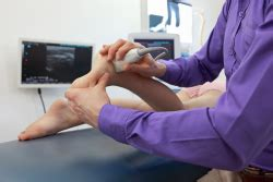 Measuring Clinical vs Ultrasound Findings of Ankle Pain in ...