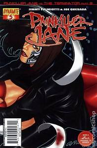 Comic Books In  U0026 39 Painkiller Jane  Terminators U0026 39