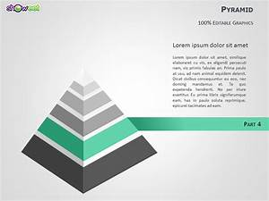 Pyramid Infographics Powerpoint Diagram