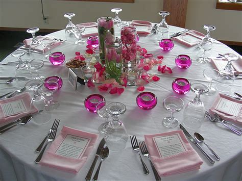 Balloon Decorations Orange County by Wedding Tables A Way Of Synchronizing The Whole View Of