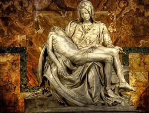 Top Michelangelo Pieta Sculpture Virgin Images for ...