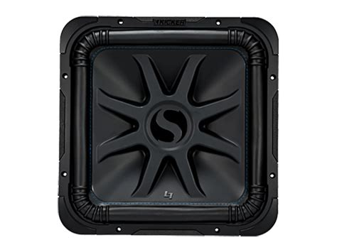 Solo Baric Inch Subwoofer Kicker