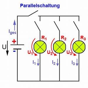 Parallelschaltung Strom Berechnen : stromkreis mit parallelschaltung widerst nde parallel schalten ~ Themetempest.com Abrechnung