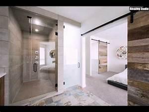 Bad Im Schlafzimmer : moderne badezimmer verbunden mit dem schlafzimmer mit ~ A.2002-acura-tl-radio.info Haus und Dekorationen