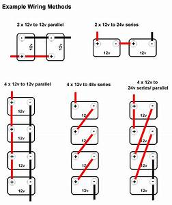 Wiring Multiple 6 Volt Batteries Together