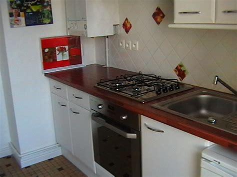 cuisine am ag uip four pour cuisine equipee maison design sphena com
