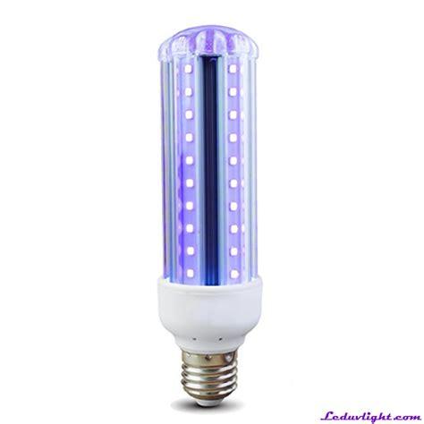 led black light xsilence 9w 395nm uv led bulb blacklight bulb ultraviolet