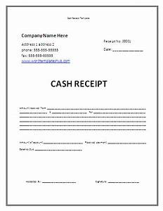 cash receipt template helloalive With receipt of funds template