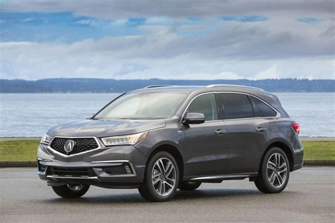 2020 acura mdx mdx sport hybrid a brief walk around