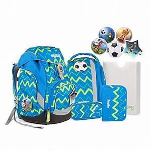 Sporttasche Mit Rucksackfunktion : ergobag duffle bag 16 sporttasche 40 cm 20 l blau gr n zick zack yrrak ~ Eleganceandgraceweddings.com Haus und Dekorationen
