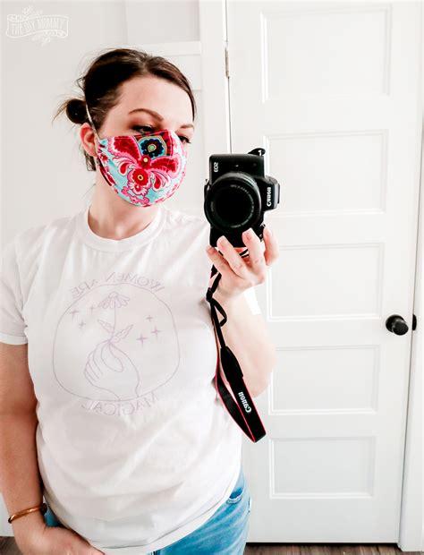 sew  diy face mask  diy mommy