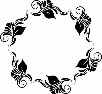 Circle Pattern Clipart Circles Flowers Clipground Designs
