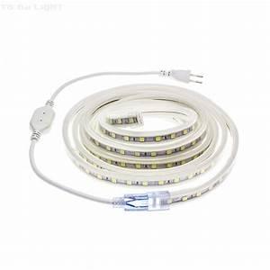 Ruban A Led : ruban led 60 led m 10w m avec choix de longueur ~ Edinachiropracticcenter.com Idées de Décoration