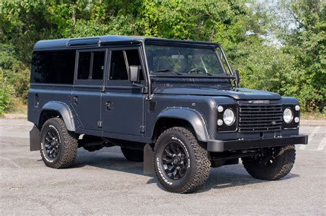 Rover Defender by New Land Rover Defender Is Quot Not Far Away Quot Design
