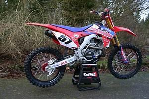 Honda 450 Crf : honda crf 450 racerhansen 39 s bike check vital mx ~ Maxctalentgroup.com Avis de Voitures