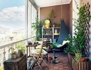 Plante Balcon Facile D Entretien : d coration balcon facile r aliser ~ Melissatoandfro.com Idées de Décoration