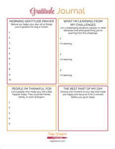 Gratitude Worksheets Free Printable Gratitude Journal Grayson Editor