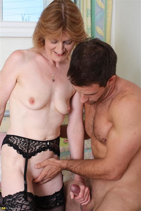 Mature Redhead J J Get Busy With A Flesh Pipe Milf Fox
