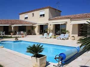 jolie maison avec piscine a l39entree de la camargue gard With photo maison avec piscine