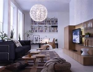 Ikea Idee Deco : idee deco salon ikea ~ Preciouscoupons.com Idées de Décoration