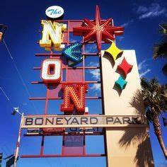 Las Vegas Neon Museum FASHION INSTALLATION