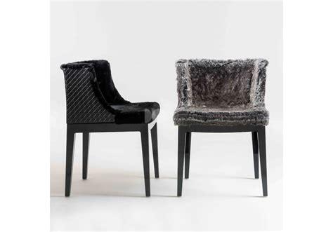 chaise mademoiselle mademoiselle kravitz chair kartell milia shop