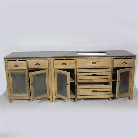 dessus de cuisine gallery of charmant meuble cuisine en pin pas cher avec