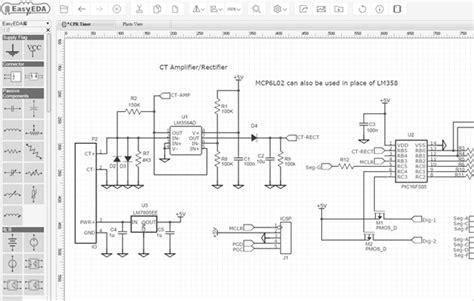 Easyeda Online Pcb Design Circuit Simulator