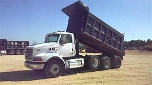 2000 Sterling Lt9500 Tri  A Dump Truck