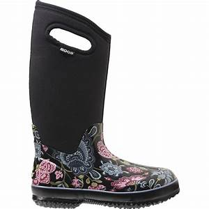 Toddler Bogs Size Chart Bogs Classic Winter Blooms Boot Women 39 S