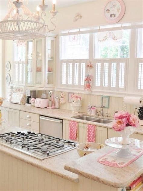 girly kitchen accessories vintage yet kitchen to suit your taste shabby 1221