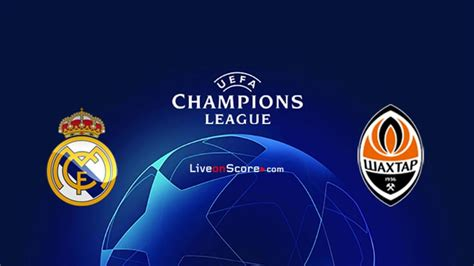 Shakhtar, meanwhile, have not scored in the champions league since their victory in spain but the ease with which they created chances on. Real Madrid vs Shakhtar Donetsk Preview and Prediction ...